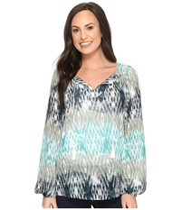 Ariat Dona Tunic Multi Women's Blouse