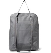 Arcteryx Veilance Arc'teryx Seque Water Resistant Coated Nylon Ripstop Tote Gray