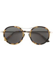Sunday Somewhere Roso Sunglasses Acetate Stainless Steel Black