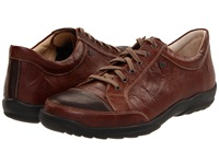 Finn Comfort Alamo 1288 Cigar Men's Lace Up Casual Shoes Brown