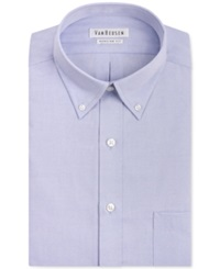Van Heusen Easy Care Pinpoint Oxford Dress Shirt