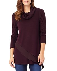 Phase Eight Tiered Hem Sweater Port