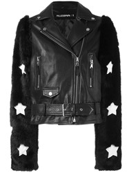 Filles A Papa 'Charley' Jacket Black
