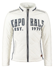 Kaporal Globe Light Jacket White