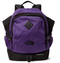 The North Face Wasatch Reissue Nylon Blend Ripstop Backpack Purple