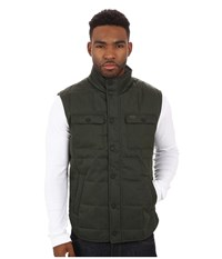 Deus Ex Machina Jonathan Gillet Vest Forest Men's Vest Green