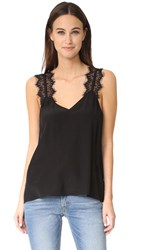 Cami Nyc Chelsea Top Black