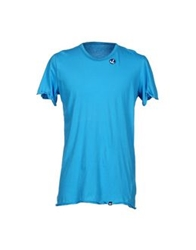 Jcolor T Shirts Azure
