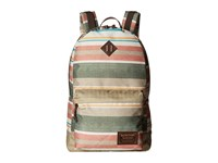 Burton Kettle Pack Rancher Stripe Print Day Pack Bags Multi