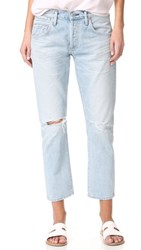 Citizens Of Humanity Emerson Slim Fit Boyfriend Jeans Rock On