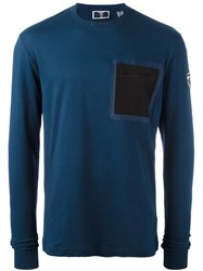 Rossignol 'Aston' Long Sleeve Sweater Blue