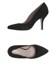 Miezko Pumps Black