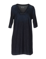 Mother Dresses Short Dresses Dark Blue