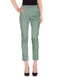 Ekle' Trousers Casual Trousers Women Military Green