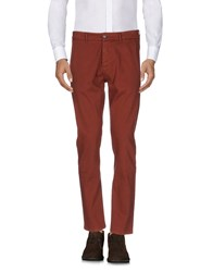 One Seven Two Casual Pants Cocoa
