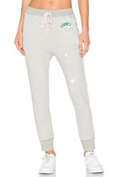 Sundry Patches Sweatpant Gray