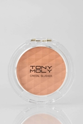 Tonymoly Crystal Blusher Bronzing Brown