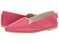 French Sole Urge Dragonfruit Nappa Natural Leather Women's Shoes Pink