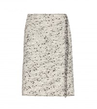 Nina Ricci Cotton Blend Skirt No