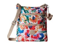 Kipling Keiko Crossbody Floral Night Natural Cross Body Handbags Multi