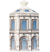 Fornasetti Palazzo Celeste Scented Candle 300G Colorless