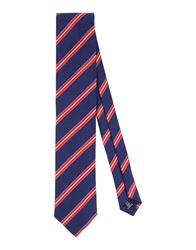 Pal Zileri Ties Dark Blue