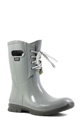 Bogs Women's Amanda Waterproof Boot Grey