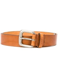 Diesel Studded Leather Belt 60