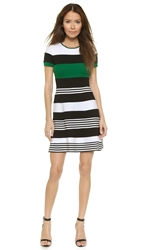 Bailey44 Pravo Dress Striped