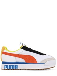 Puma Select Roma Amor Heritage Sneakers Red White Blue