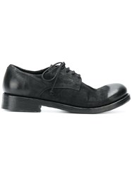 The Last Conspiracy Lace Up Shoes Horse Leather Leather Black