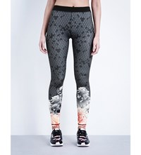 Ted Baker Monorose Sports Leggings Black