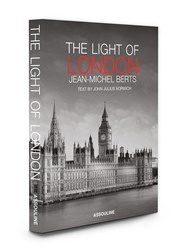 Assouline The Light Of London Book Paper Grey