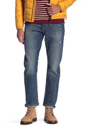 Hudson Jeans Byron Slim Straight Fit Hang Up