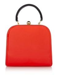 Therapy Hiller Frame Bag Red