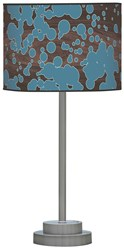 Jefdesigns Fizzy Stem Table Lamp