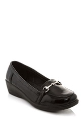Godiva Joy Slip On Shoe Black