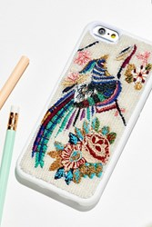 Free People Womens Fp Embroider Iphone Case