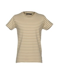 Suit T Shirts Beige