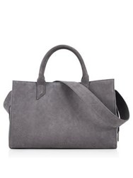 Jigsaw Margot Tote Bag Grey