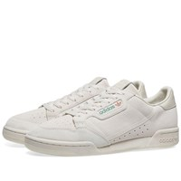 Adidas Continental 80 Suede White