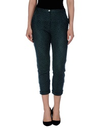 Soho De Luxe Casual Pants Green