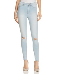 Cheap Monday High Rise Spray Jeans In Rites