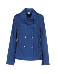 Scee By Twin Set Suits And Jackets Blazers Women Blue