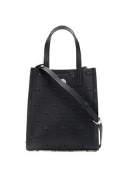 Kenzo Small Blink Multi Eye Tote Bag Black