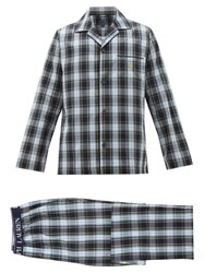 Polo Ralph Lauren Checked Cotton Pyjamas Multi