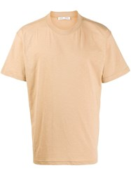 Cmmn Swdn Ridley Loose Fit T Shirt Neutrals