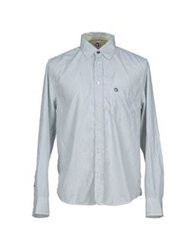 Murphy And Nye Shirts Slate Blue