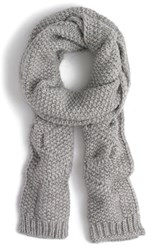 J.Crew Women's Cable Knit Scarf