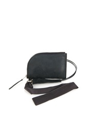 Rick Owens Neck Strap Leather Wallet